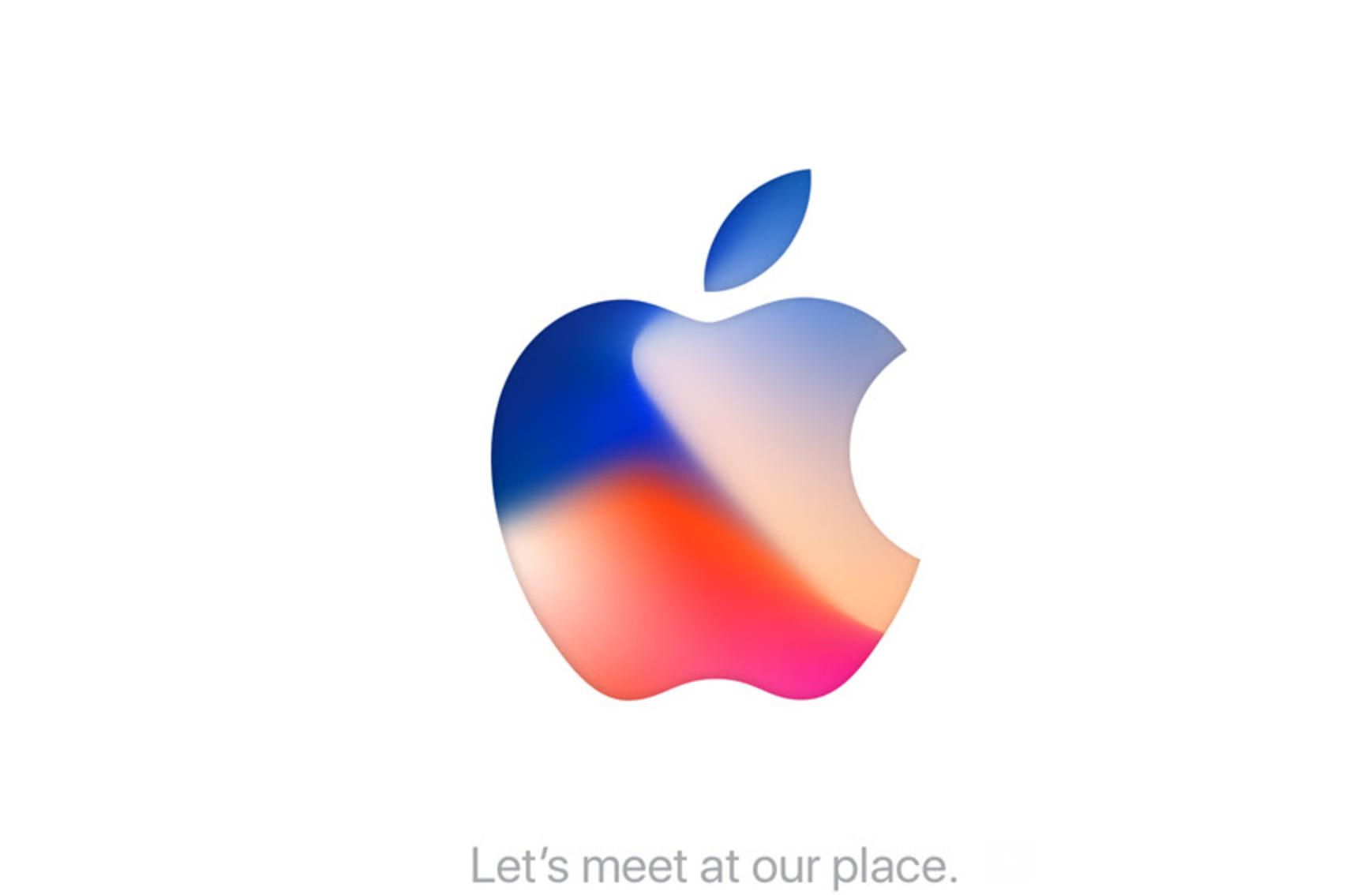 ¡Es oficial!, el iPhone 8 se lanzará el 12 de septiembre