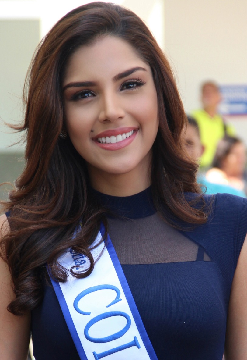 Laura Gonzales Ospina >> La Señorita Colombia asistirá al Festijazz de Mompóx 2017 - LaVibrante.Com