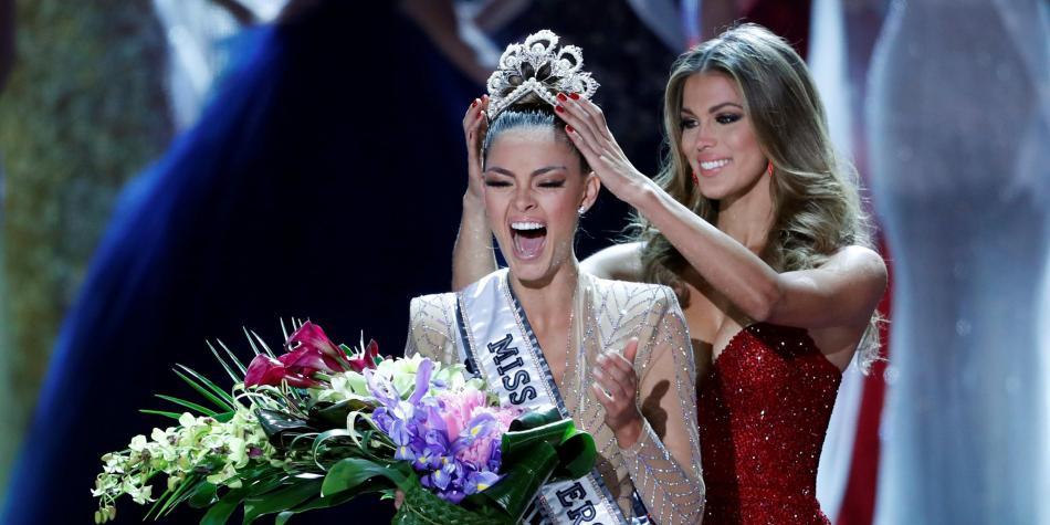 Sudáfrica gana el Miss Universo, la corona pasa de Europa a Africa