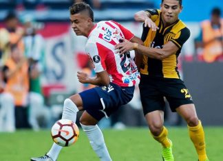 Junior vs Guaraní