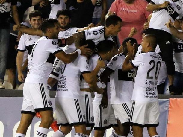 Olimpia 1-0 Junior