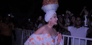 Valeria Abuchaibe (Reina del Carnaval de Barranquilla)