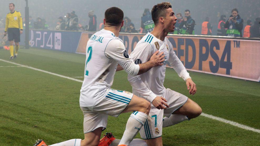 FBL-EUR-C1-PSG-REAL MADRID