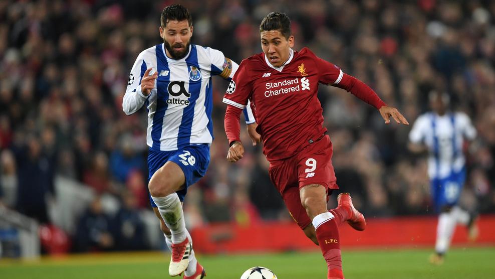 Liverpool v FC Porto - UEFA Champions League Round of 16: Second Leg