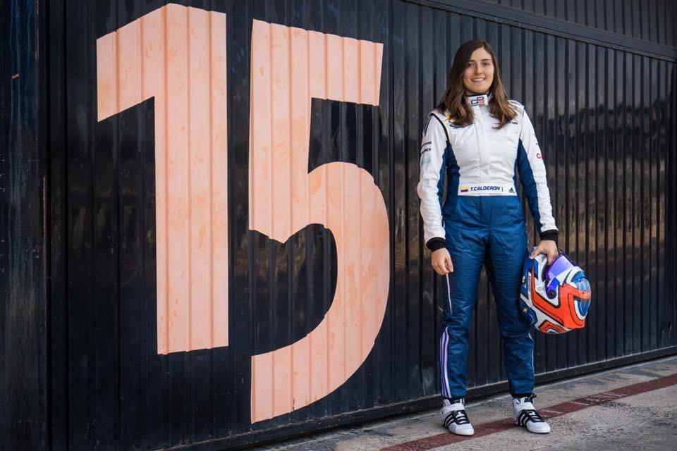 Tatiana Calderón busca los primeros puntos en Austria