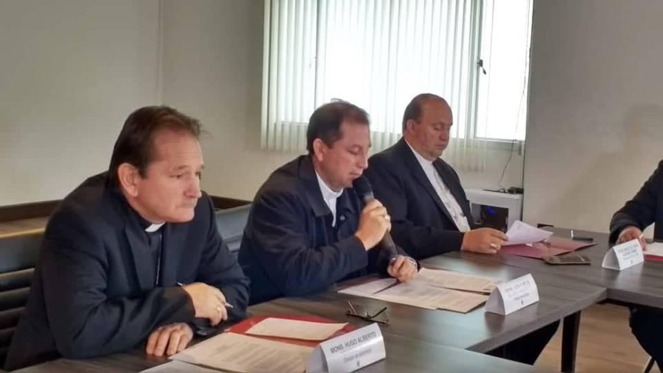 Iglesias y organizaciones denuncian grave crisis humanitaria en el Choco