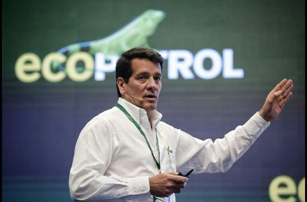 Felipe Bayón, Presidente de Ecopetrol // Foto: COLPRENSA