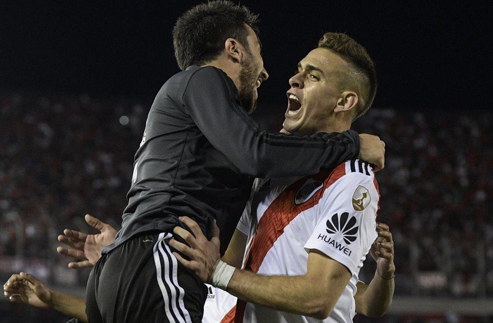 Copa Libertadores: River y Gremio jugarán una semifinal de la Conmebol Libertadores