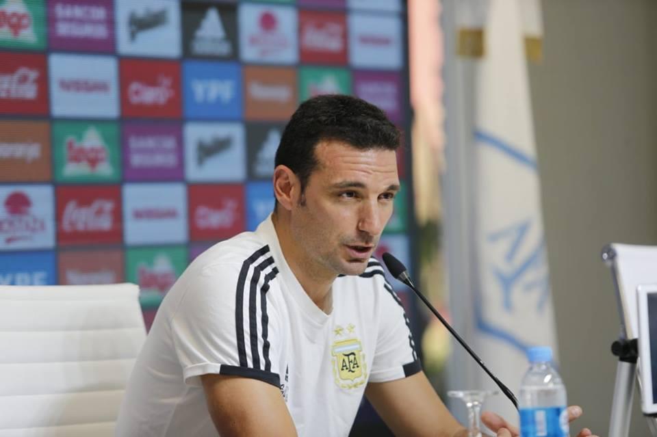 Selección Argentina: Scaloni sería oficializado técnico oficial