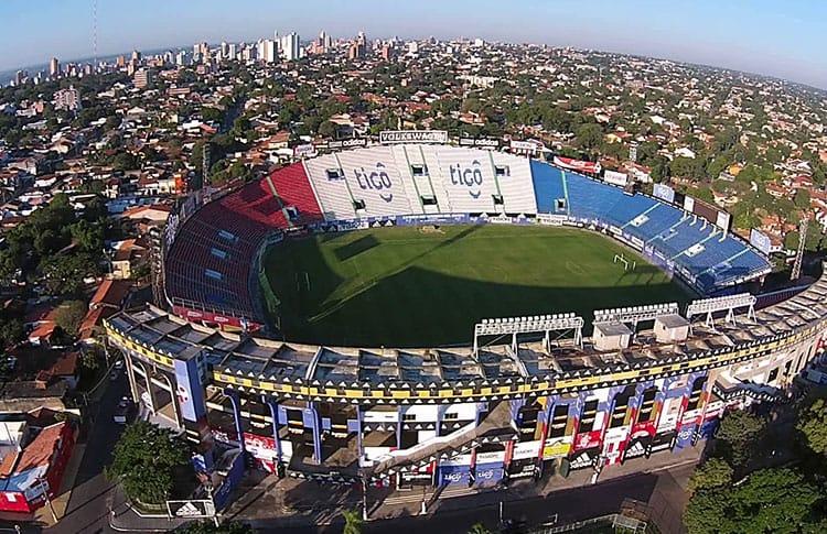 Los estadios que tienen disponibilidad para recibir la final de la Copa Libertadores