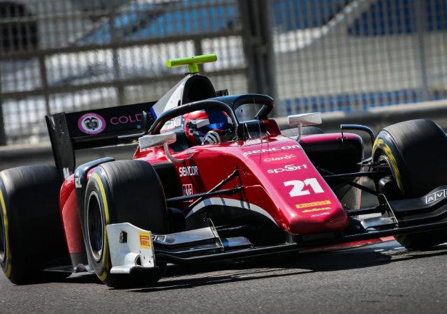 Fórmula 2: Tatiana Calderón ejecutó un test exitoso con la escudería Charouz Racing