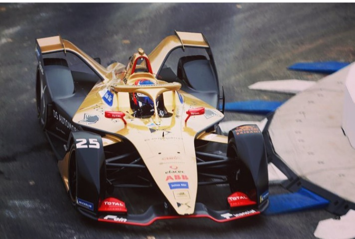 Fórmula E: Tatiana Calderón cumplió un test productivo con la escudería Dstecheetah