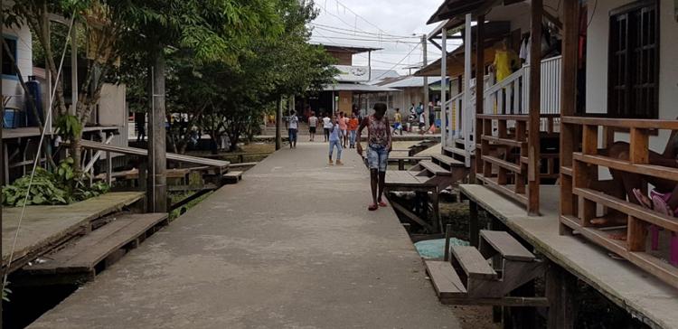 El municipio de Murindó declaró la Calamidad Pública