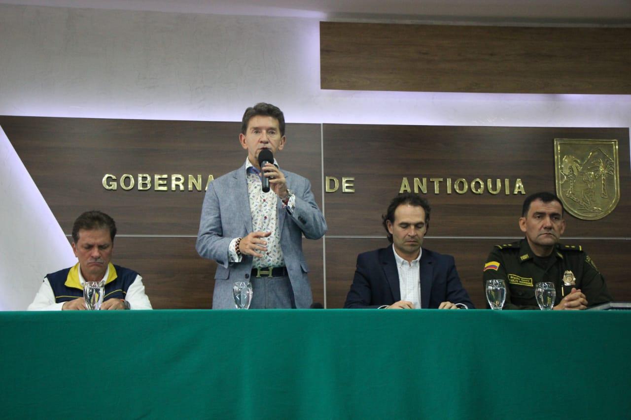 Se avanza en el  control total del proyecto de Hidroituango
