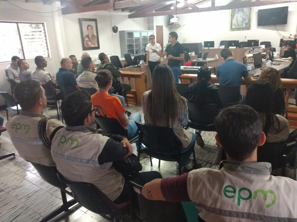 En Ituango se instala el Plan Local de Seguridad Vial