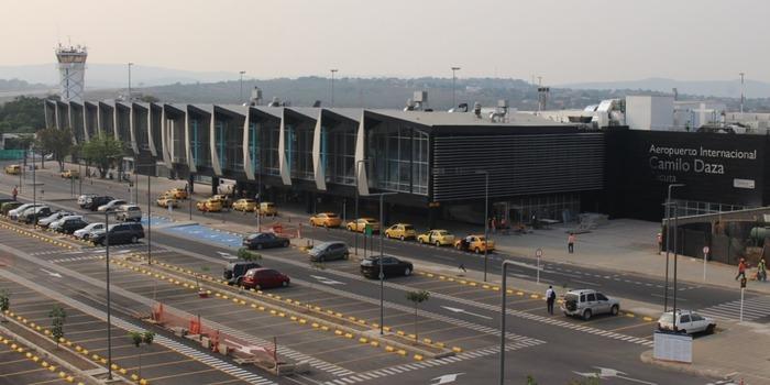 Obras terminadas en  Aeropuerto Internacional Camilo Daza, de Cúcuta