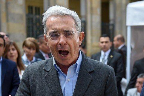 Uribe agradece a Trump, arremete contra JEP y magistrado Reyes y advierte sobre elecciones en 2022
