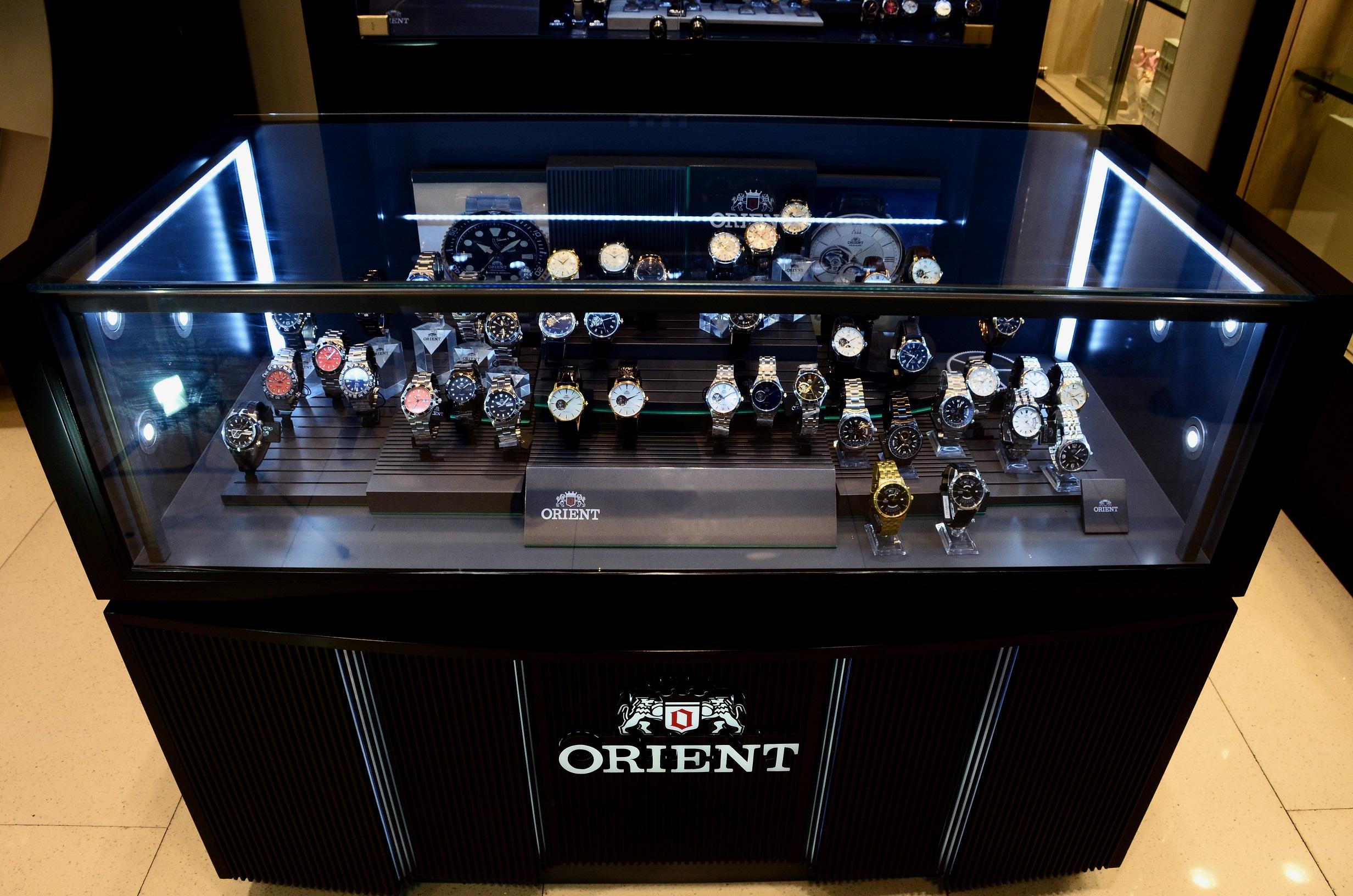 La firma de relojes Orient, fortalece su presencia en el mundo, en Colombia se consolida como la marca de tradición auténtica.