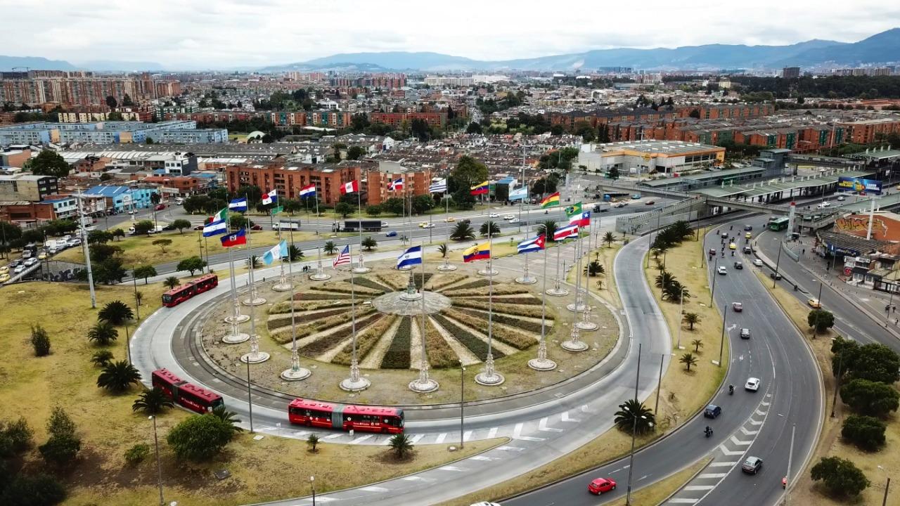 Después de 70 años el monumento de Banderas está restaurado