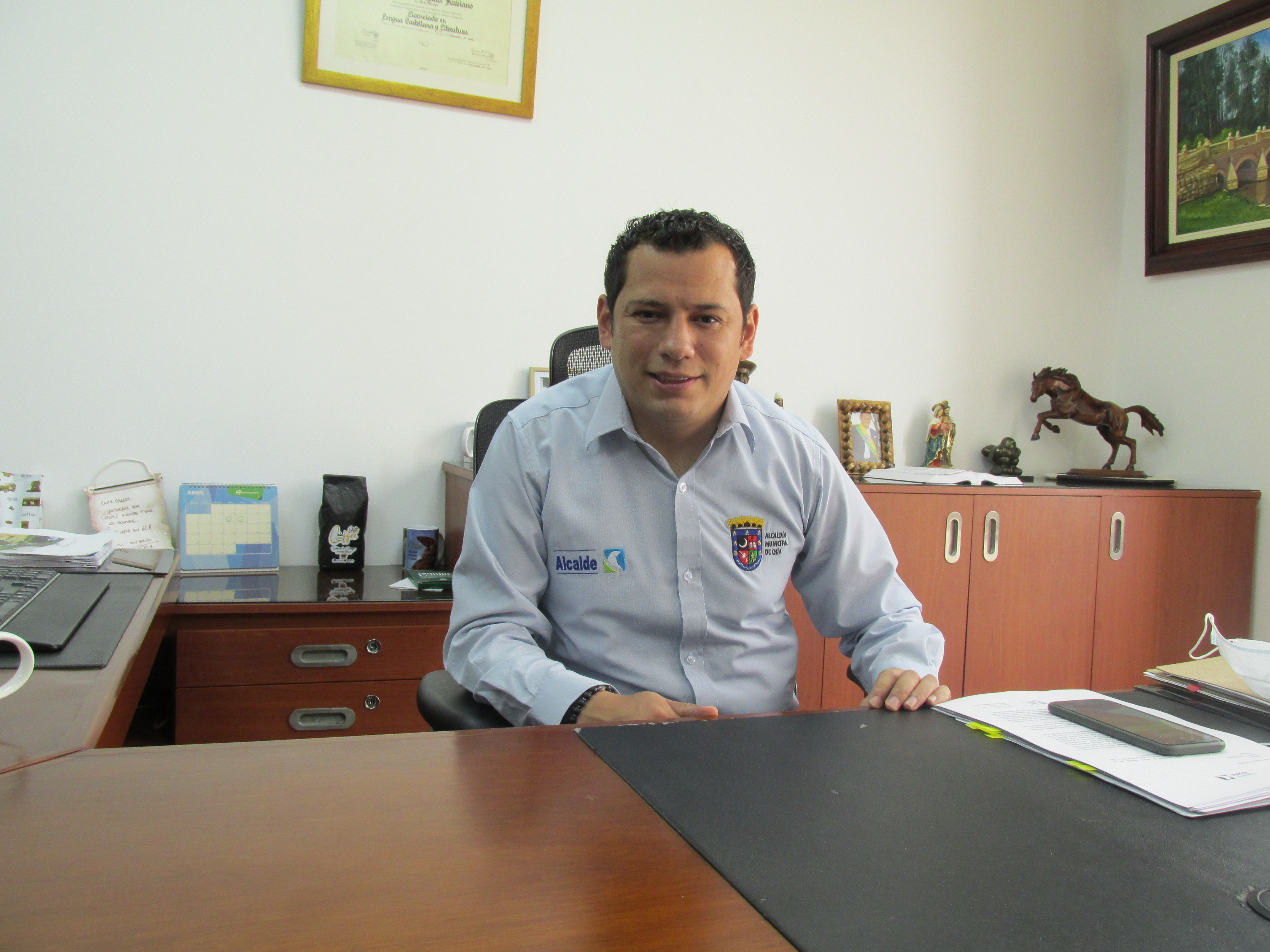 Durante el fin de semana la administración municipal de Chia realizó operativos de control  y una jornada de salud