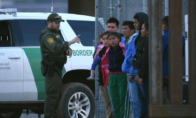 Corte suprema de E.E.U.U da luz verde deportación exprés