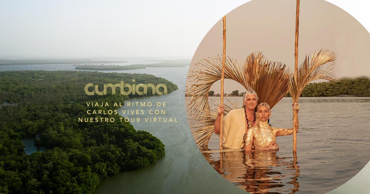 #KAYAK te invita a descubrir el mundo #Cumbiana de #CarlosVives