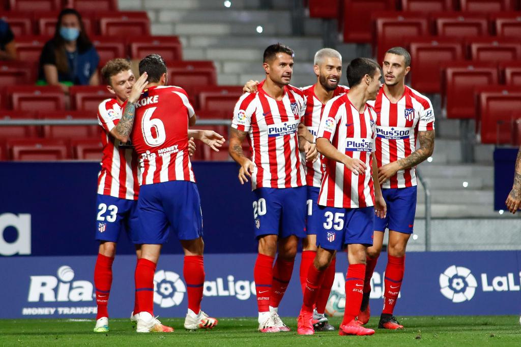 Atlético de Madrid anuncia dos positivos para Coronavirus previo a la Champions en Lisboa