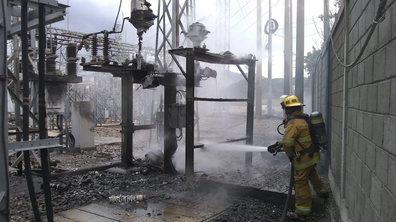 Incendio en subestación de Valledupar afecta energía en Cesar y La Guajira