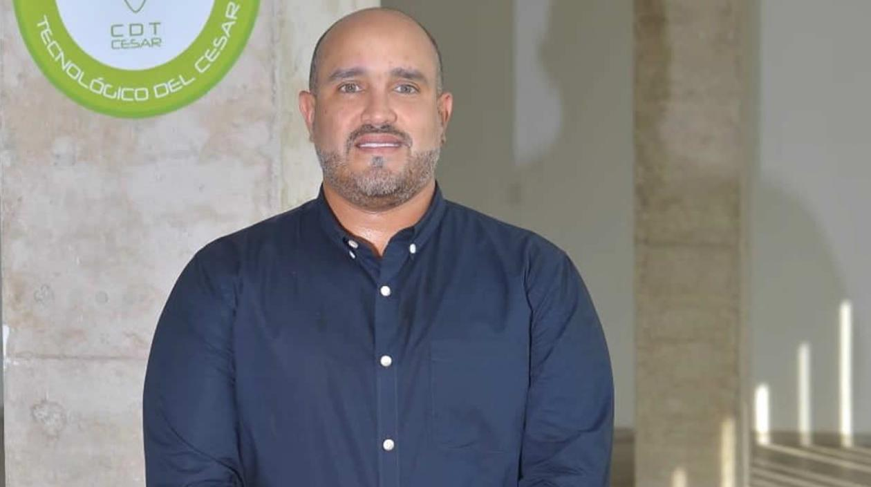 Wilson Solano Gracia, Gobernador encargado del Cesar tras condena al titular