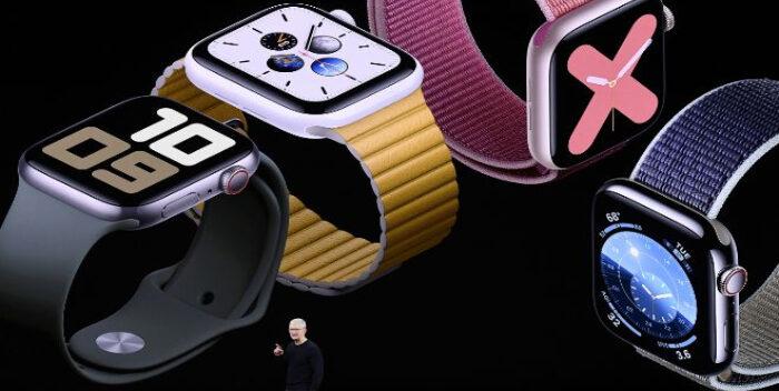 El Fitbit o un Apple Watch pueden detectar el Covid