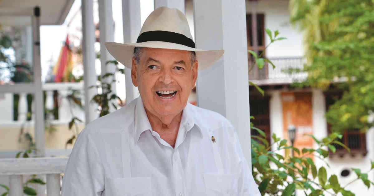 Raimundo Angulo fue intubado en una clínica de Cartagena