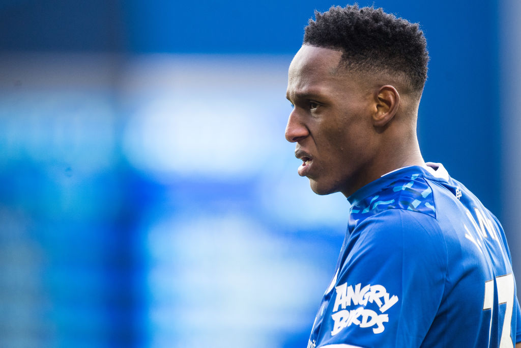 """James me mantiene enfocado"": Yerry Mina"