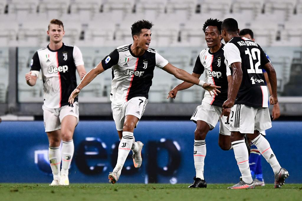 Juventus presentó su nueva camiseta para la próxima temporada