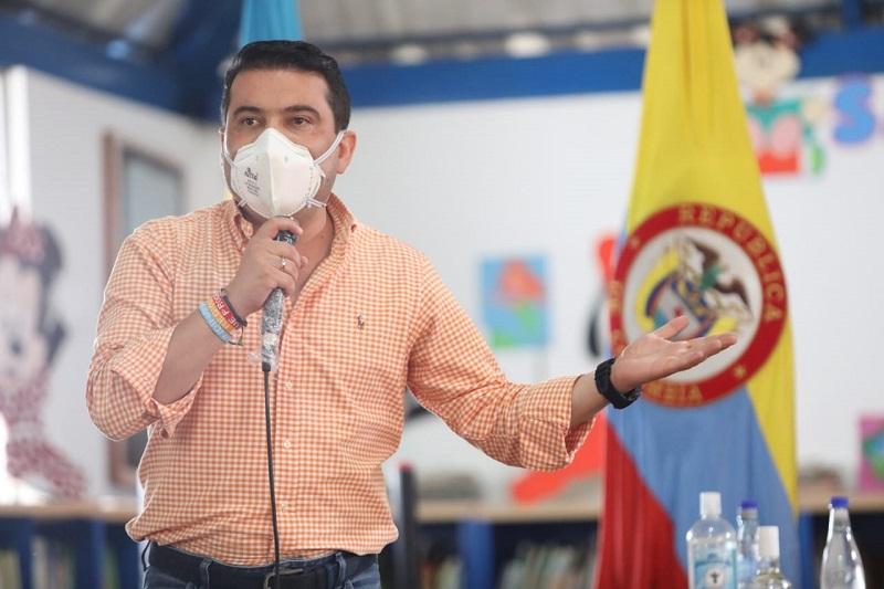 La Gobernación de Cundinamarca abre nueva convocatoria para productores afectados por el covid-19 en el departamento