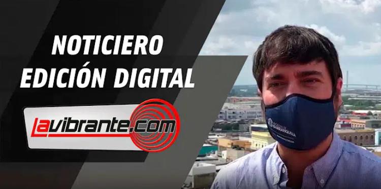 Noticias lavibrante.com #EdicionDigital – Viernes 31 de julio