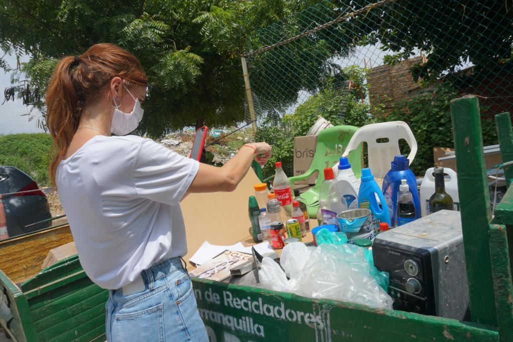 """Barranquilla la apuesta a ser """"ciudad inteligente"""" en materia de basuras"""