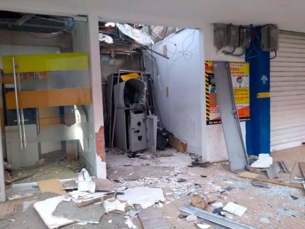 Hurtaron cerca de 200 millones en cajero automático de Turbaco, Bolivar