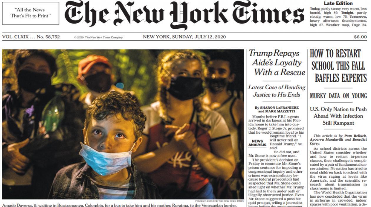 El New York Times estima que en menos de 20 años desaparecerá edición impresa