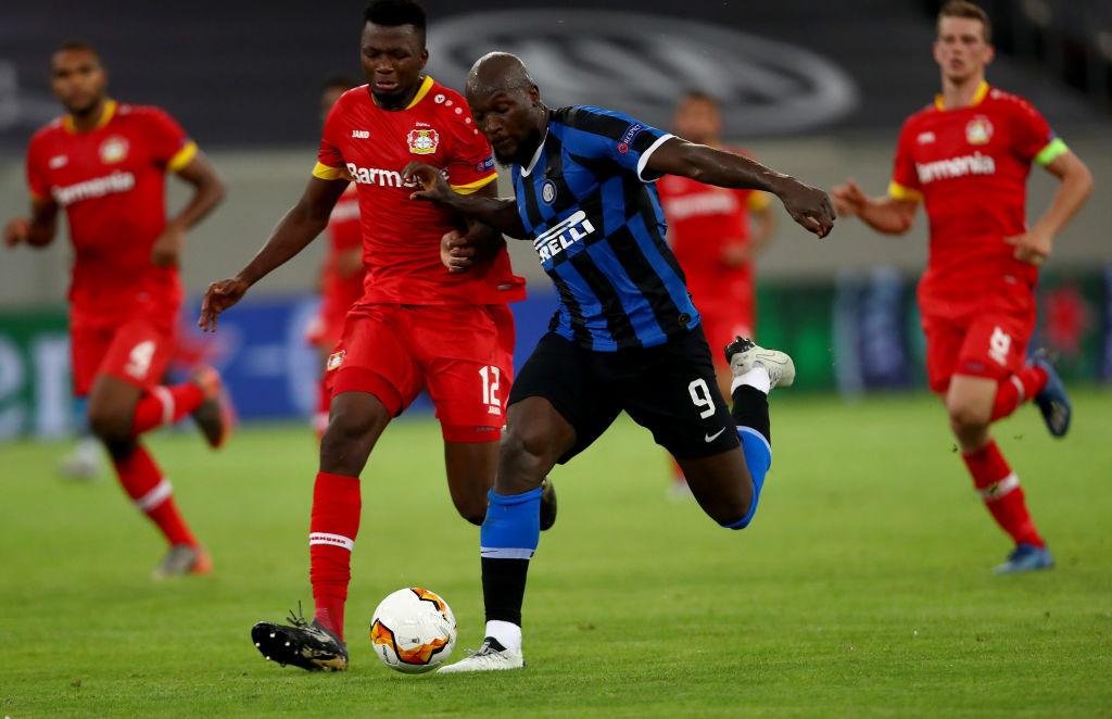 Inter ganó y avanzó a semifinales en la Uefa Europa League