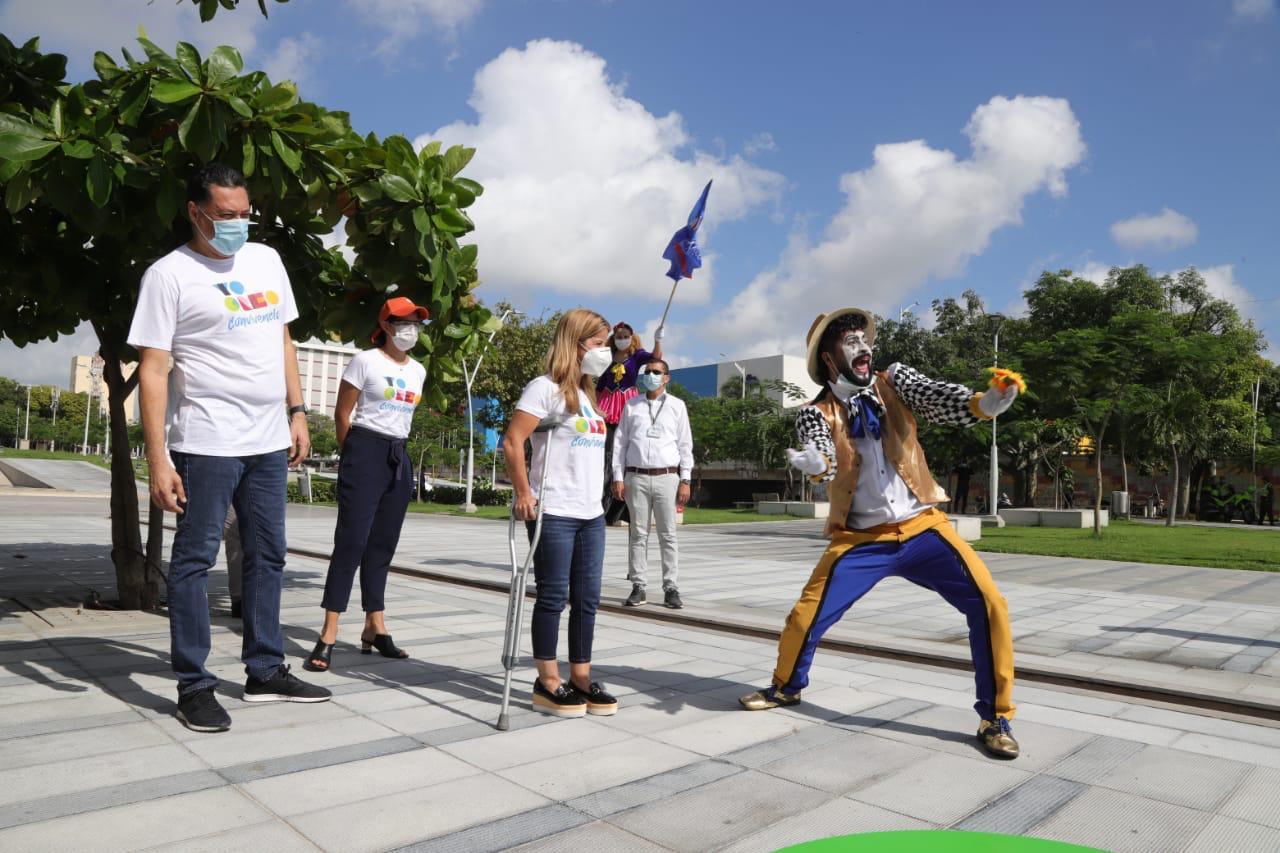 Gobernación amplía inscripciones para gestores culturales en la iniciativa 'CREAR Convivencia'