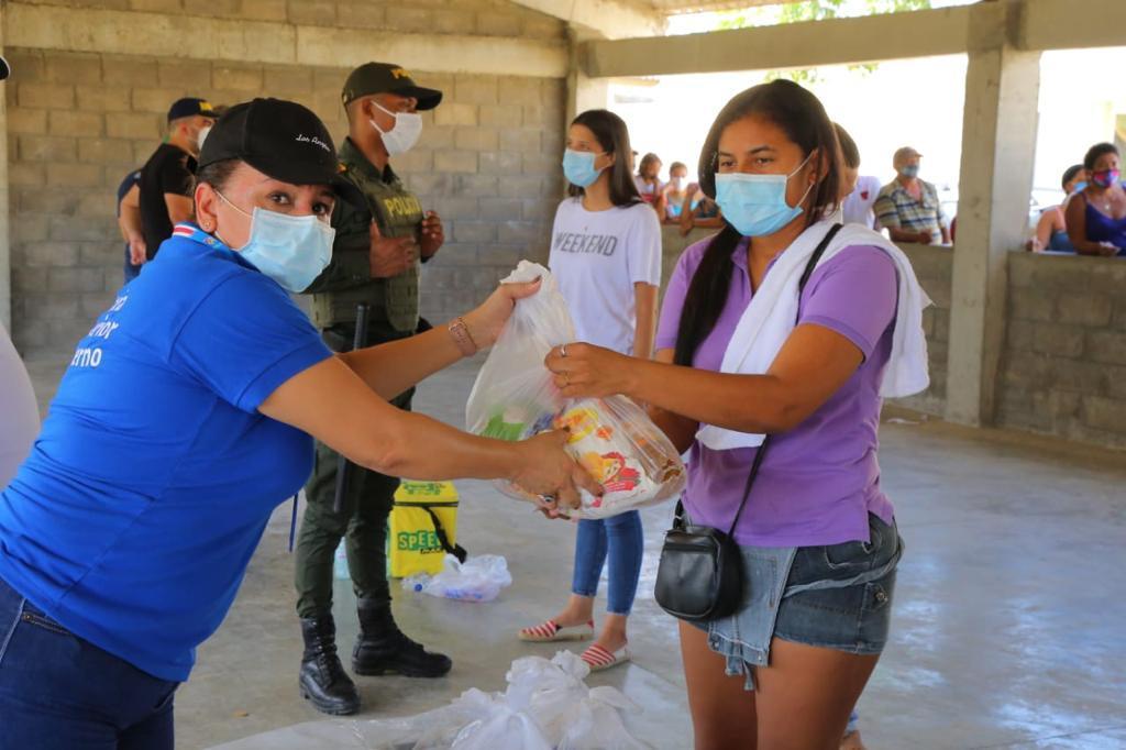 Gobernación ha entregado ayudas a 2.994 familias afectadas por temporada de lluvias