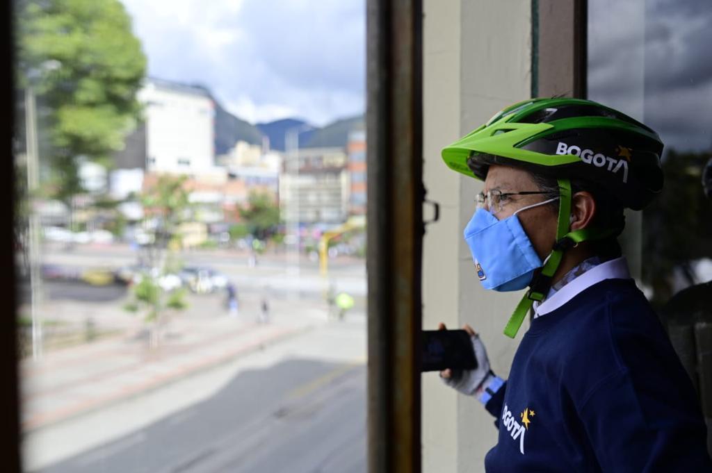 Las obras que trasformarán la cara del centro de Bogotá- @Bogota