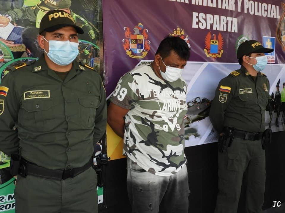 Capturado Miembro activo del ELN en Cúcuta