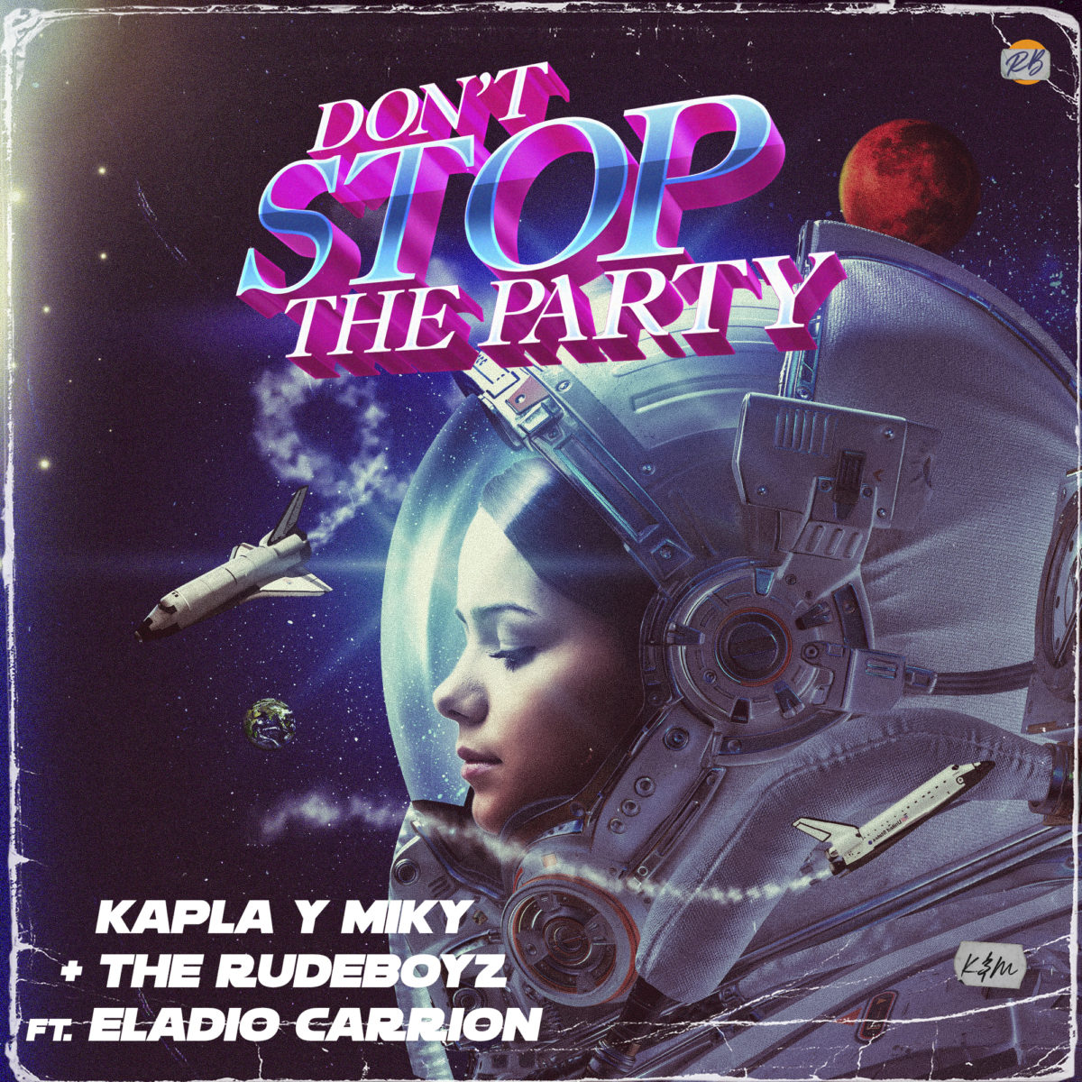 "Kapla y Miky, the Rudeboyz feat Eladio Carrión se unen en ""Don't stop the party"""