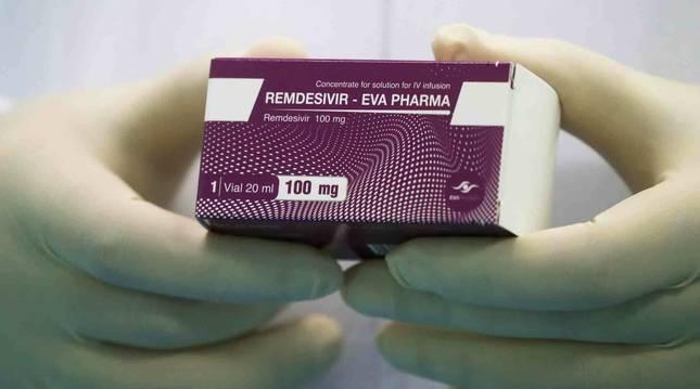 Remdesivir tiene poco o ningún efecto en la prevención de la mortalidad del COVID-19
