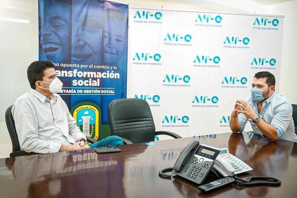1.452 familias serán beneficiadas con  obras de normalización eléctrica en Soledad