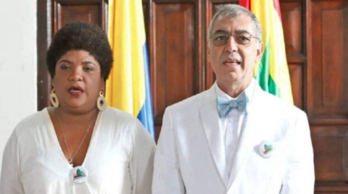 Alcalde de Cartagena desvinculó a la primera dama, por presentar una acta de grado falsa