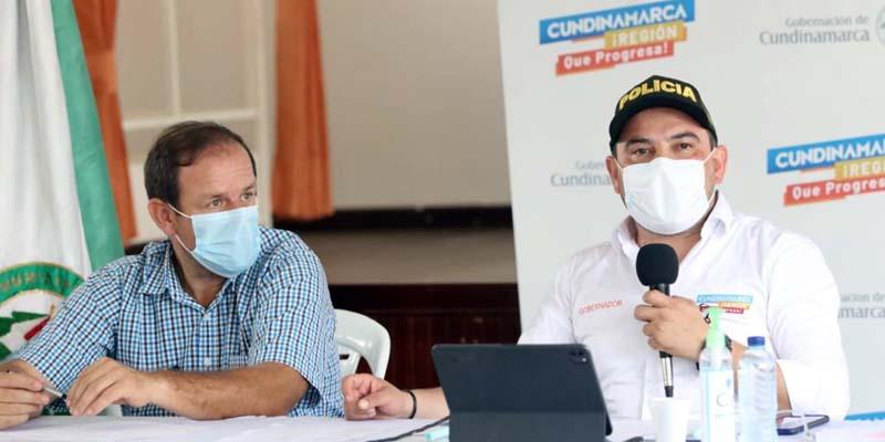Wilmer Martinez es el nuevo alcalde encargado en la Palma Cundinamarca