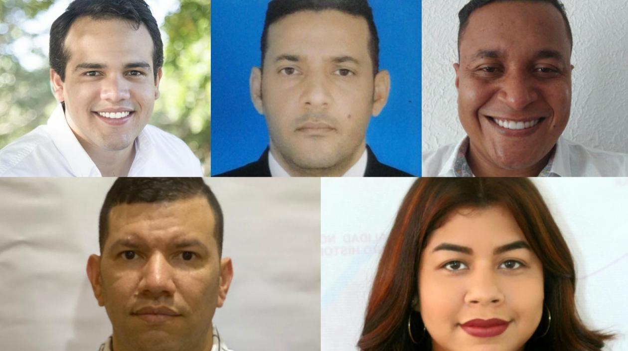 Barranquilla ya tiene sus nuevos 5 alcaldes locales