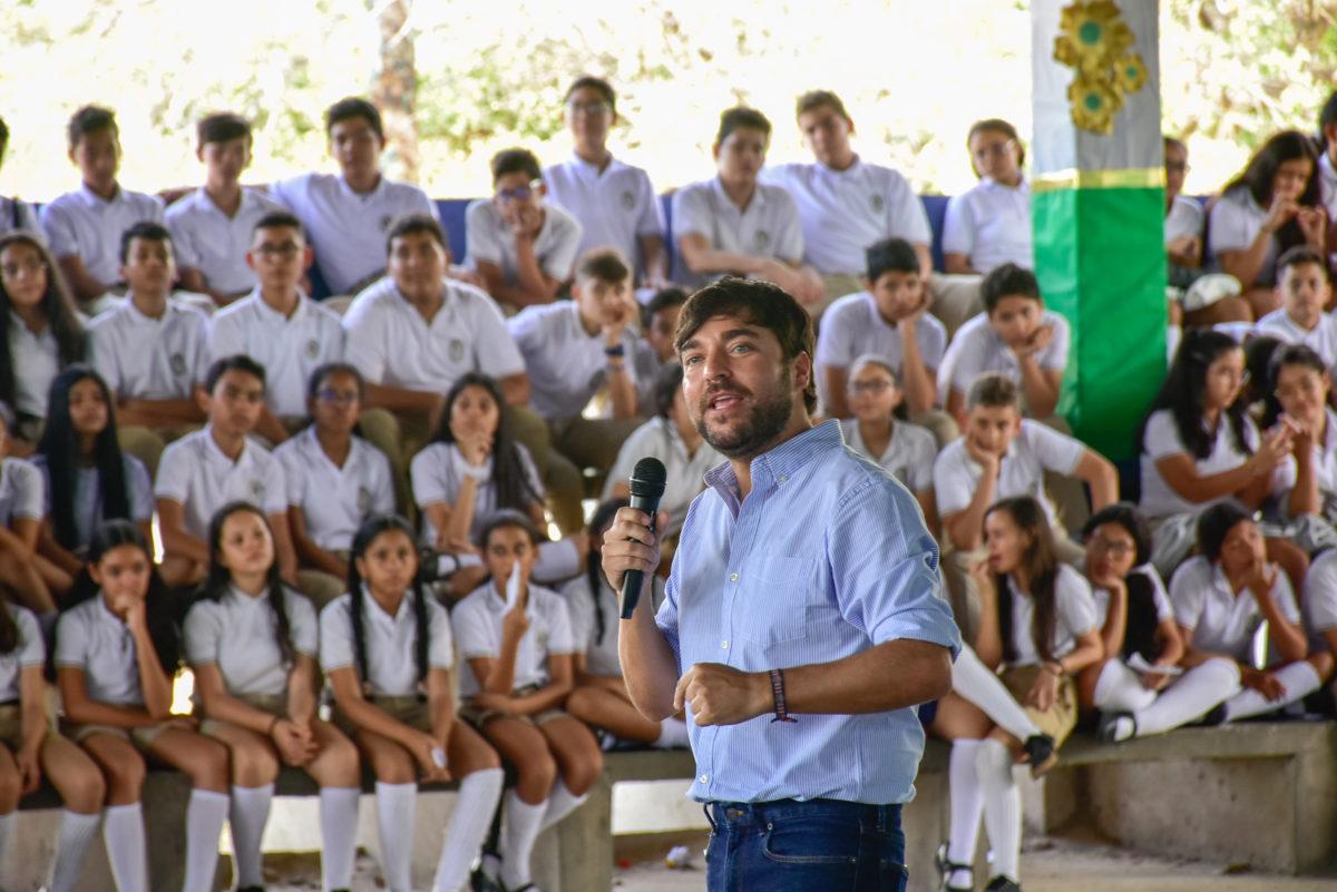 En Atlántico y Barranquilla jóvenes tienen más acceso a educación superior – @alcaldiabquilla